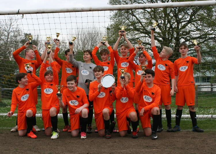 Cup Final football team image