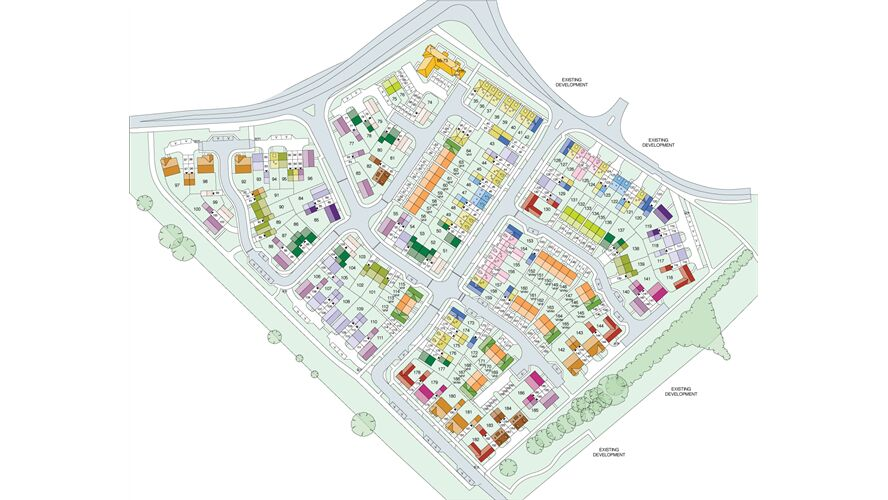 600 plot contract won by AJC Carpentry - Taylor Wimpey Development