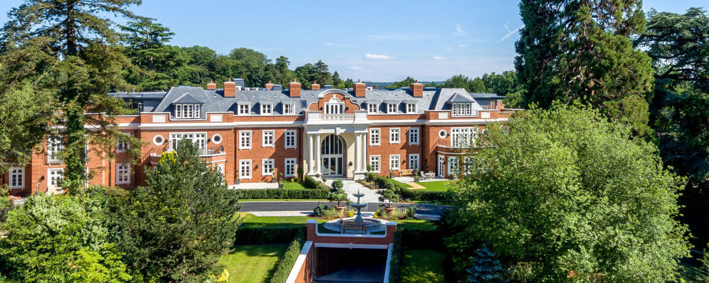 Knowle Hill Park project in Surrey | AJC Carpentry