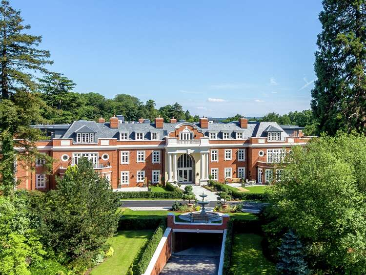 Knowle Hill Park Country Estate | AJC Carpentry
